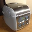 (交渉中)【2005年製】3.5合炊き炊飯器【中古品】