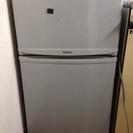 一人暮らし用冷蔵庫譲ります。