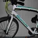 最新モデル ビアンキ クロスバイク カメレオンテ1 2014