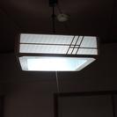 NEC 和風 天井照明器具 0円で