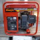 エンジン発電機 デンヨーGA-2600 2、6KW 新古品 ☆大幅...