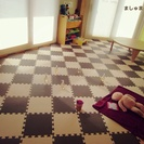 トヨタウッドユーホームでベビーマッサージ!!
