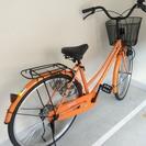 2014年1月購入ほぼ新品自転車 売ります