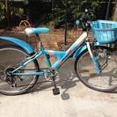 <受付終了> 24インチ女児自転車 ブリヂストン エクスプレスガー...