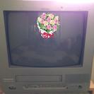 14インチブラウン管テレビ