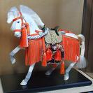 ★☆五月人形 ■飾り馬(大型)・兜 ・飾り棚・小物☆★