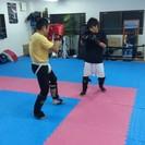 鎌ケ谷で総合格闘技の練習をしています。