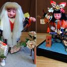 ○価格変更●高級五月人形 ■石橋 歌舞伎人形 ■兜差(かぶとさし)...