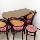 ダイニングテーブル&椅子
