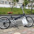 自転車の 北九州 自転車 処分 : ... 自転車☆22インチ7段変則ギア♪