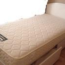 美品引き出し付きシングルベッド+マットレス取りに来てくださる方へ・・・