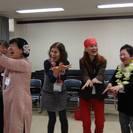 笑いヨガリーダー養成講座@岡山市