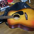アコースティっクギター売ります。送料込