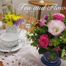 紅茶&テーブルフラワーを楽しむ会@広島テレビ住宅展示場(住宅宣言吉島)