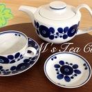北欧紅茶を楽しもう!~初夏の北欧フレーバーティー~
