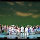【平成26年9月15日】八潮市のミュージカルに<ちょこっと>参加し...