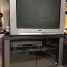 29型 ソニー トリニトロン TV ー きれいに映ります【無料】