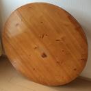 座卓(丸型120cm)