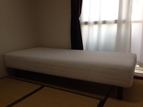ベッド 無印良品 ベッド サイズ : 無印良品・脚付きマットレス ...