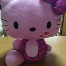 非売品!ピンクの可愛いキティちゃん