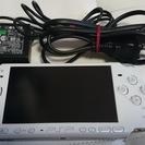 SONY PSP 本体PSP3000ホワイト メモリースティック2...