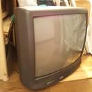 アナログテレビ あげます