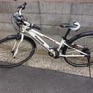 子供自転車 panasonic ライトクロス 26インチ