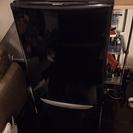 【交渉中】National冷蔵庫135L 2006年製 差し上げま...