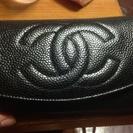 シャネルの財布