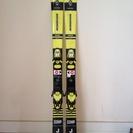ロシニョール   ジュニア  スキー板(ビンデイング付)