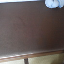 低反発マットレス(厚み8CM)カバー付き(茶色)