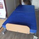 折り畳み式マット付きベッド