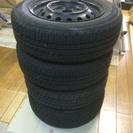 中古品 鉄チン ノーマルホイール 175/65R14 82S Br...