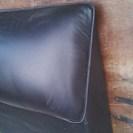 ベッド ニッセン ソファーのように座れる オールブラック シングル