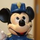 【ビンテージ】1977年製 ミッキー貯金箱