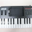【未使用!!】AKAI製 SYNTHSTATION25 MIDIキ...