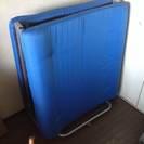 ほぼ無料。折り畳み式ソファベッド(シングル)