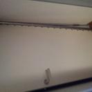 ステンレス製、伸縮(長さ170~300cmオールステンレス ハンガ...