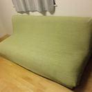【交渉中】ソファーベッド sofa bed お譲りします 直接取り...