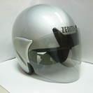ヤマハ ZENITH のジェット型ヘルメット