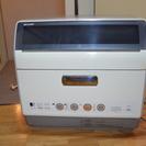 食器洗い乾燥機 シャープQW−SL1 2005年製