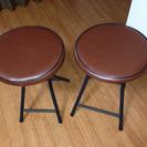折りたたみ椅子★2つセット