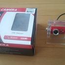 USBカメラ●未使用、美品