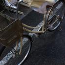 一旦募集終了致します#中古/26インチ自転車