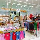 カラフルなオーガニックコットンのベビー服&子供服の販売