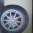 新型ハイブリットクラウン 17インチ ホイル&タイヤ付き 4本