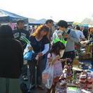 10月19日(日)★出店無料★チャリティフリーマーケット in 太田市