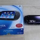 PlayStation Vita PCH-1100 AA01 ブラック