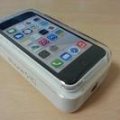 AU iPhone5C 未使用!  値段交渉歓迎します。