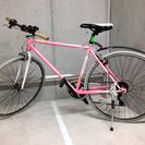 クロスバイク  12000から値下げしました。